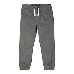 bluezoo - Boy's grey twill trousers