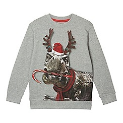 bluezoo - Reindeer Jumper Boys