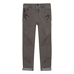 RJR.John Rocha - Designer boy's grey super skinny jeans