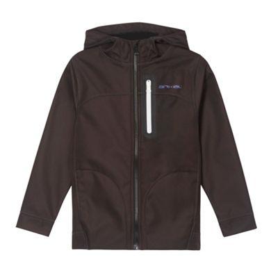 Animal Boy´s black fleece lined jacket - . -