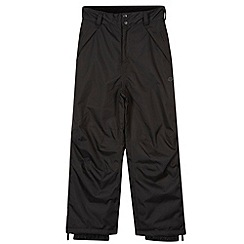 Animal - Boy's black wind and water repellent trousers