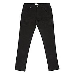 bluezoo - Boy's black skinny jeans