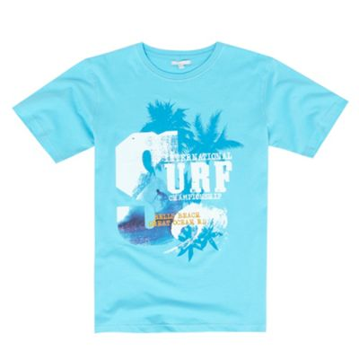Red Herring Turquoise Boys Surf T Shirt Review Compare