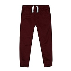 bluezoo - Boy's wine pull on trousers