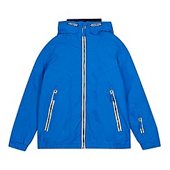 bluezoo - Boy's blue zip through jacket
