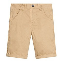 bluezoo - Boy's beige chino shorts
