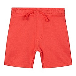 bluezoo - Boy's red sweat shorts