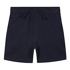 bluezoo - Boy's navy sweat shorts