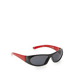 bluezoo - Boy's red wrap sunglasses