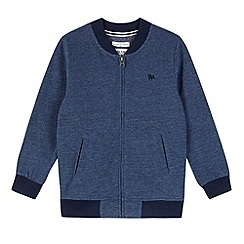 J by Jasper Conran - Designer boy's blue sweat top