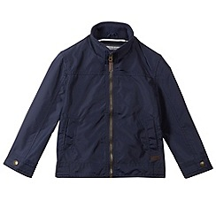 J by Jasper Conran - Designer boy's navy Harrington jacket