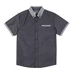 RJR.John Rocha - Designer boy's grey chest pocket polo shirt