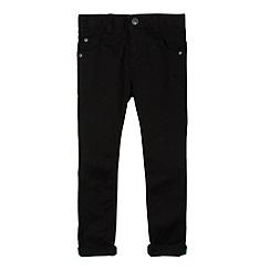 RJR.John Rocha - Designer boy's black super skinny jeans