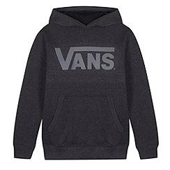 Vans - Boy's logo printed sweat hoodie