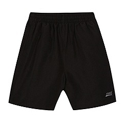 Zoggs - Boy's black Penrith swim shorts
