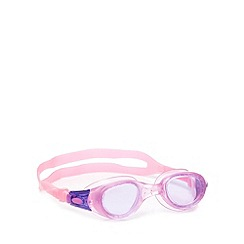 Zoggs - Girl's pink UV protection swimming goggles