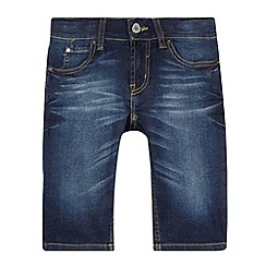 Levi's - Boy's dark blue '511' slim denim shorts