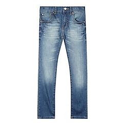 Levi's - Boy's blue 510 skinny jeans
