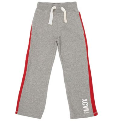 Boys Grey Jogging Bottoms