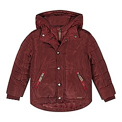 J by Jasper Conran - Boys' red padded jacket