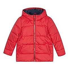 bluezoo - Boy's red padded jacket