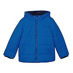 bluezoo - Boy's blue padded jacket