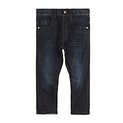 bluezoo - Boys' blue twisted leg jeans