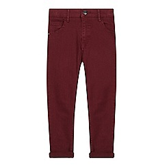 bluezoo - Boy's wine skinny jeans