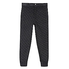 RJR.John Rocha - Boys' grey quilted trousers