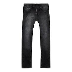 Levi's - Boy's black skinny jeans