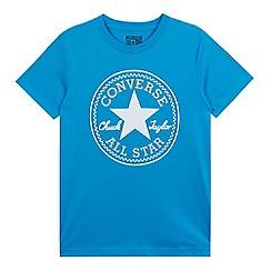 Converse - Boy's blue Chuck Taylor t-shirt