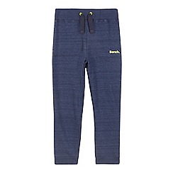 Bench - Boys' navy texture jogging bottoms