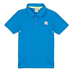Bench - Boys' blue polo shirt