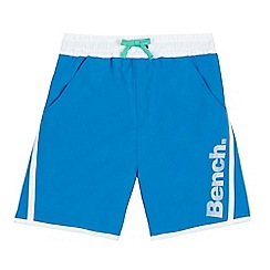 Bench - Boys' blue swim shorts