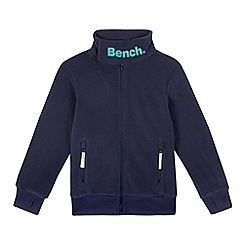 Bench - Boys' navy fleece sweater