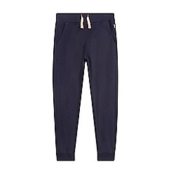 Bench - Girls' navy jogging bottoms