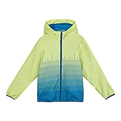 Bench - Boys' lime ombre-effect print jacket