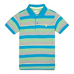 bluezoo - Boys' striped polo shirt