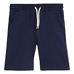 bluezoo - Boys  navy sweat shorts