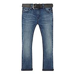 RJR.John Rocha - Boys' blue super skinny jeans