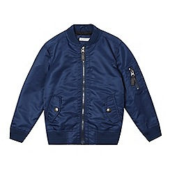 RJR.John Rocha - Boys' blue aviator jacket