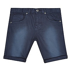RJR.John Rocha - Boys' navy denim shorts