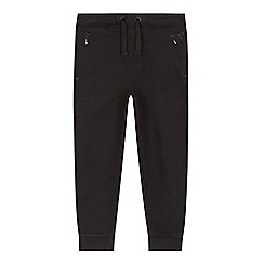RJR.John Rocha - Boys' black slim fit jogging bottoms