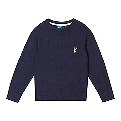 bluezoo - Boys' navy jumper