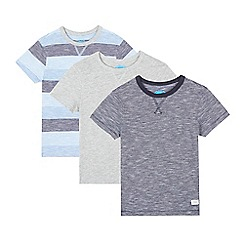 bluezoo - Set of three boys' multi t-shirts
