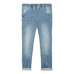 bluezoo - Boys' light blue jogger jeans