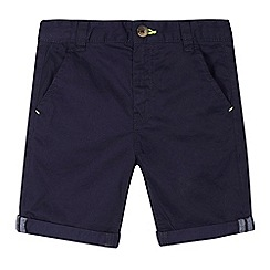 bluezoo - Boys' navy shorts