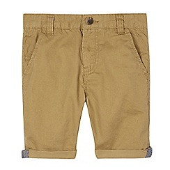 bluezoo - Boys' beige chino shorts