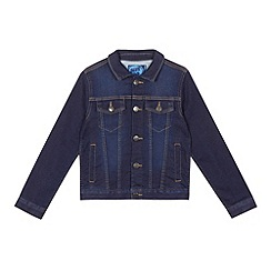 bluezoo - Dark blue denim jacket