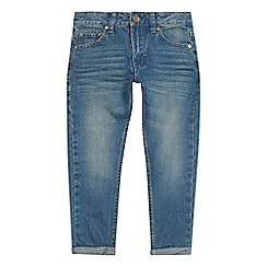 bluezoo - Boys' light blue mid wash slim fit jeans